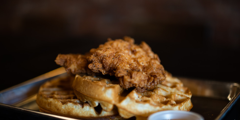 Chicken & Waffles Fundraiser