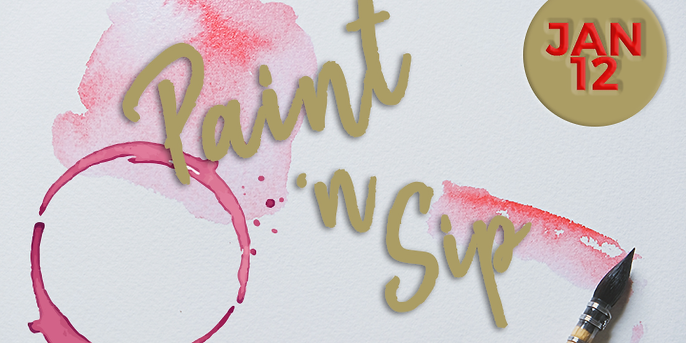 Founders Day Paint 'n Sip