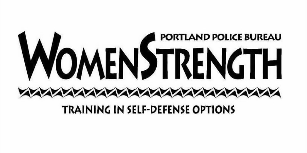WomenStrength's Introductory Self-Defense Class