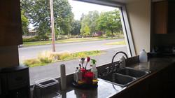 Kitchen w/ Park View