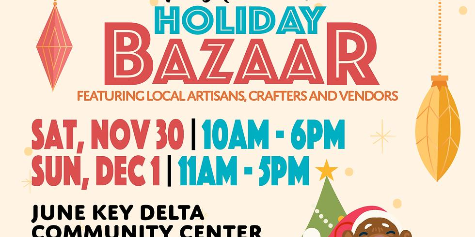 4th Annual Holiday Bazaar