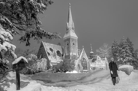 Eric Lothrop photo snow