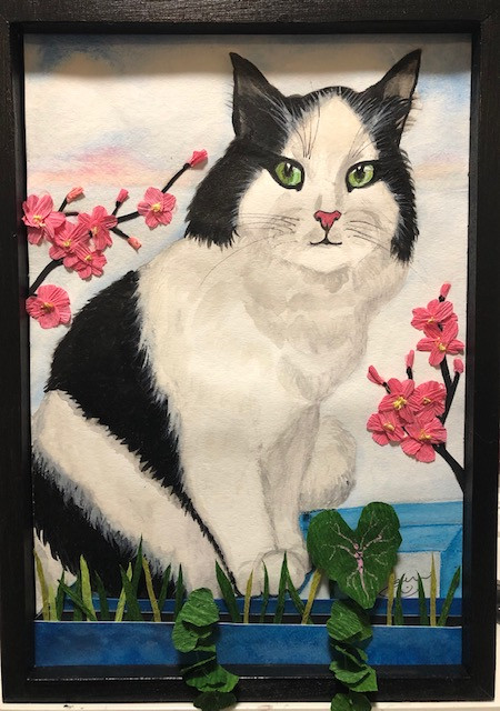 Phillykitty FELI-DELPHIA art exhibit to support CAT shelter