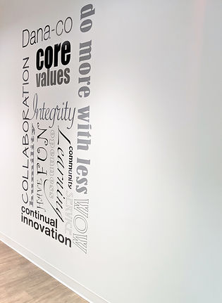 Dana-co Core Values