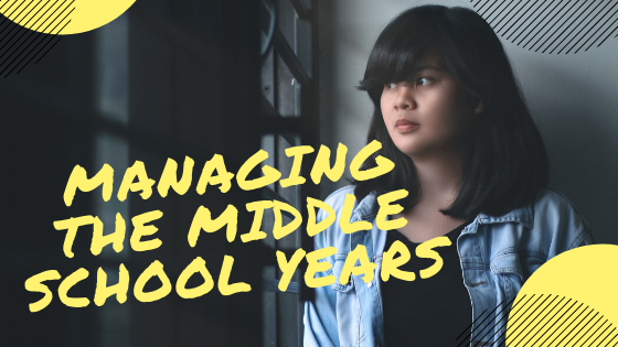 Managing the Middle School Years: 8 Keys to Parenting Your Preteen