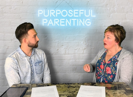 Parenting Podcast Ep. 1: Understanding the Roots of Behavior