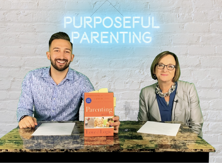 Parenting Podcast Ep. 2: Parenting With Love and Logic