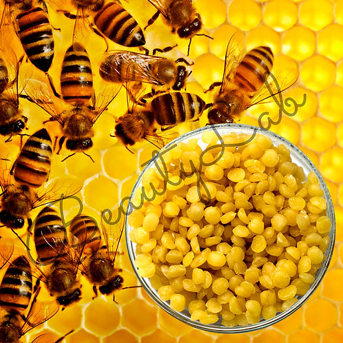 Воск желтый пчелиный (50 гр)