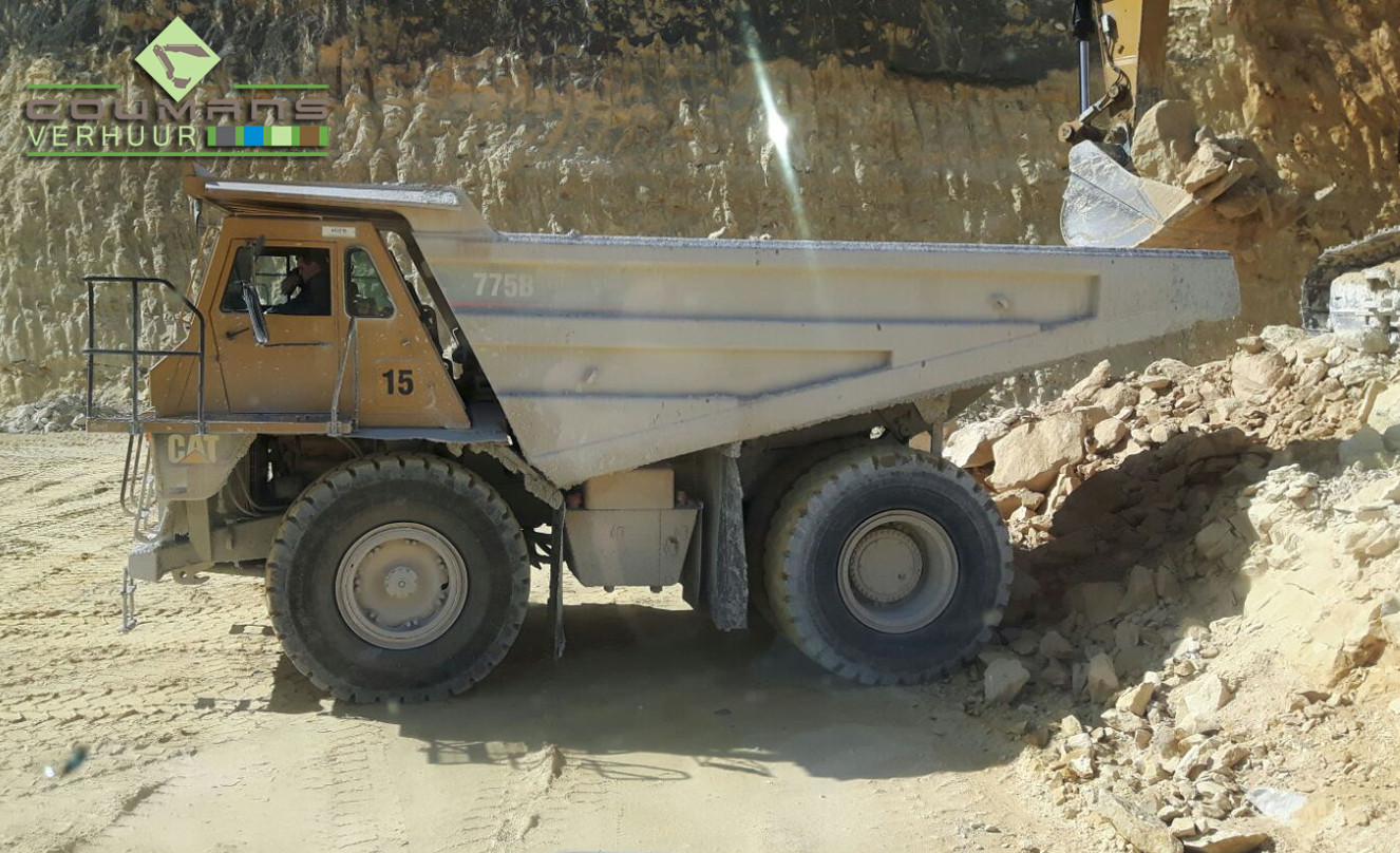 dumptruck machinisten huur