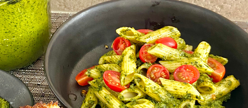 Sneak in this Tasty Superfood Pesto+ Boost your Family's Immunity!