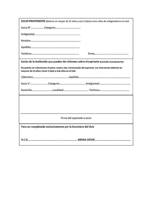 CLUB SOCIAL DE PESCA NAUTICA Y FOMENTO P