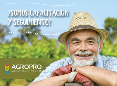 Capacitación y Seguimiento en Agricultura de Precisión