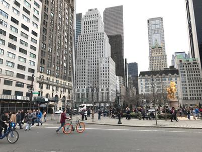 Нью-Йорк — это город свободы