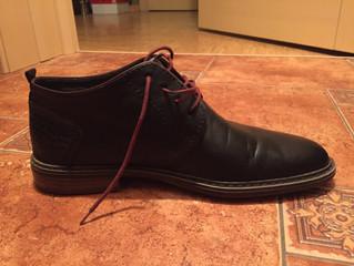 Добротная обувь осталась в прошлом
