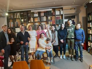 """Презентация книги """"Первый снег"""""""