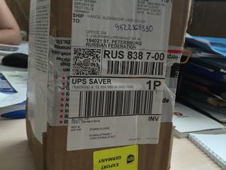 Не дай Бог вам связаться с компанией UPS!