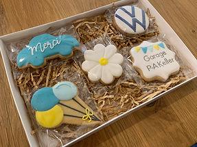 cadeau entreprise biscuits vaud