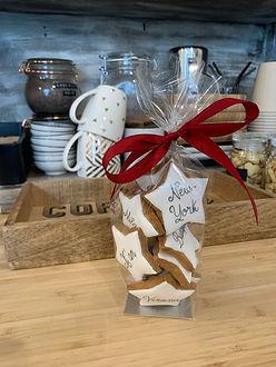 biscuits décorés cadeau entreprise suisse