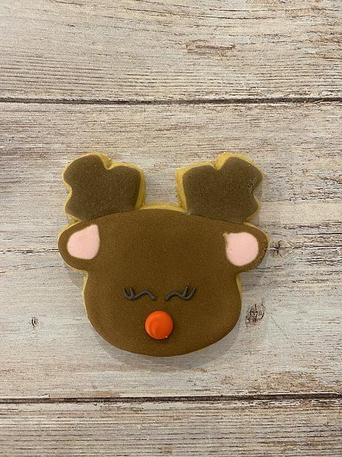 Tête de Rudolphe
