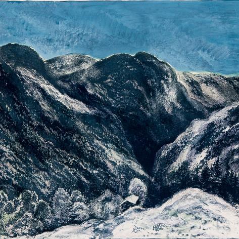 Barfrost mot Ramnejuv