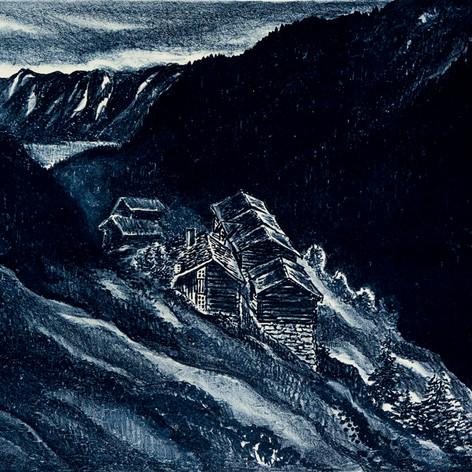 Sommernatt i Telemark