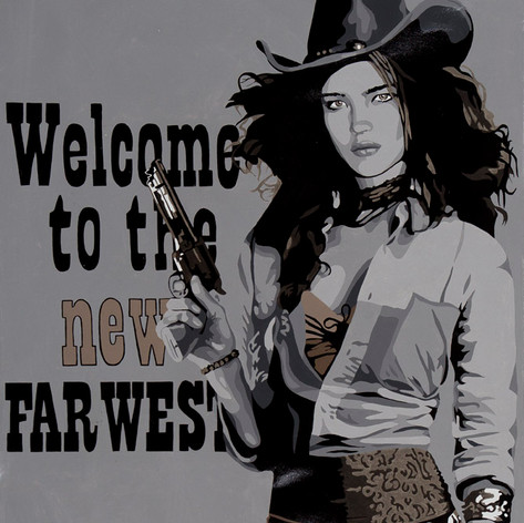 Welcome to the new Far West