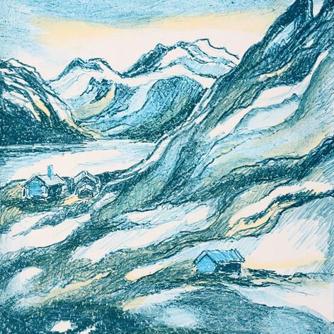 Innerst i fjorden
