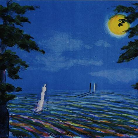 Nordic Noir måne