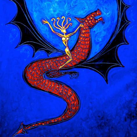 Tiamat - Godess of energy