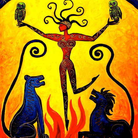 Ishtar - Goddess of Wisdom