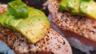 Peppered Tuna