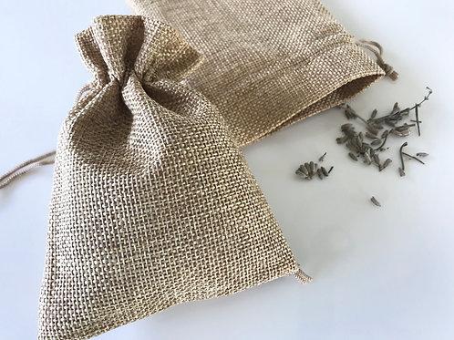 Sachets de lavande avec cordon