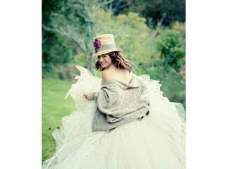 Chapeau, la mariée !