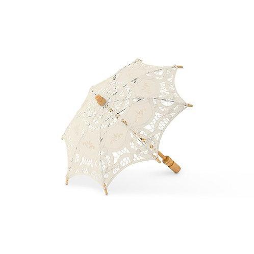 Petite ombrelle en dentelle