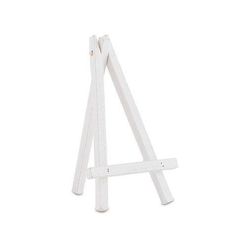Chevalet de table bois blanc MM (x4)