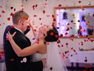 Mariage de la Saint-Valentin...