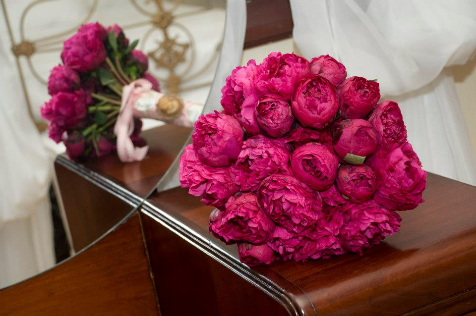 Bouquet soutenu