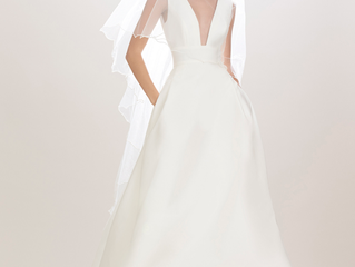 Quelle robe de mariée choisir pour une petite poitrine ?