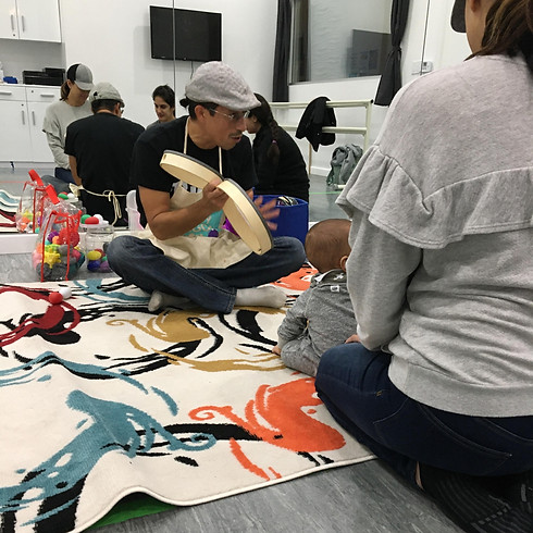 Art Integrated Classes in Playa Vista (FEB - APR 2020)