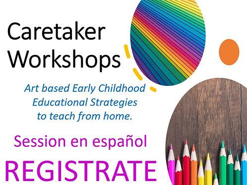 Caretaker Workshops -Spanish Session