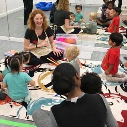 Art Integrated Classes in Playa Vista (Jan-Feb 2020)