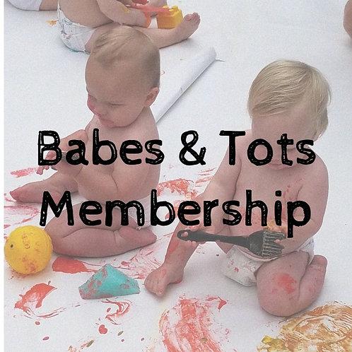 Babes & Tots Membership