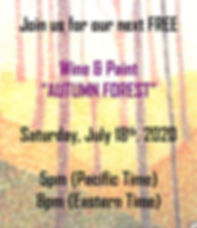 Wine and paint July 18th PROMO.jpg