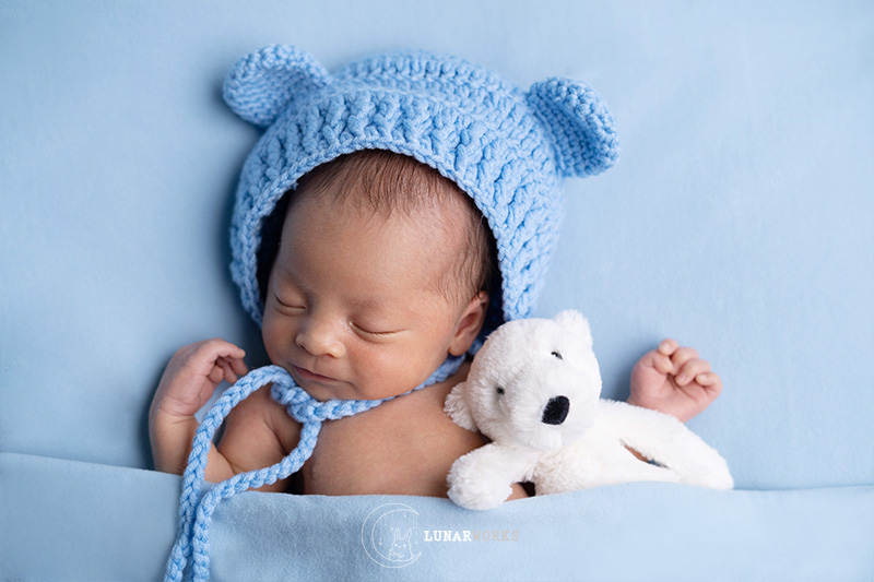 Baby-Photoshoot-Peaceful-Expression