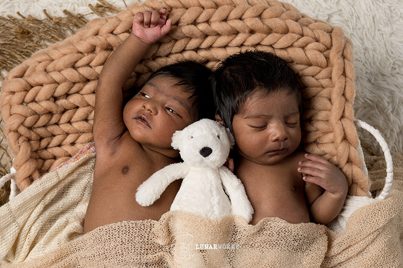 Baby-Photoshoot-Cute-Twins