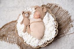 Baby-Photoshoot-Bear