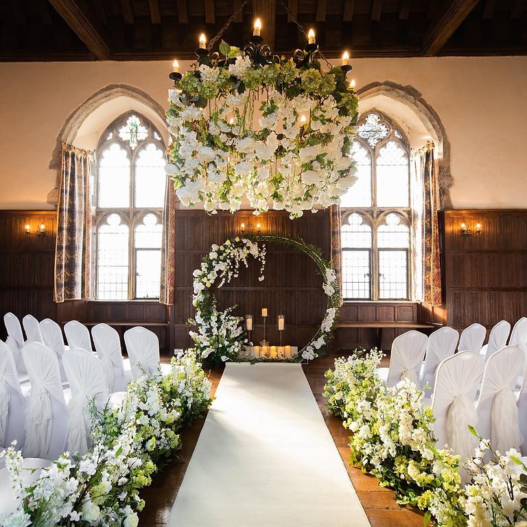 Lympne Castle Wedding Show