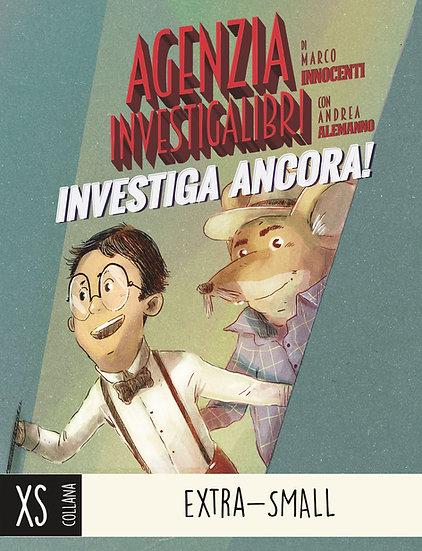 Agenzia Investigalibri... investiga ancora!
