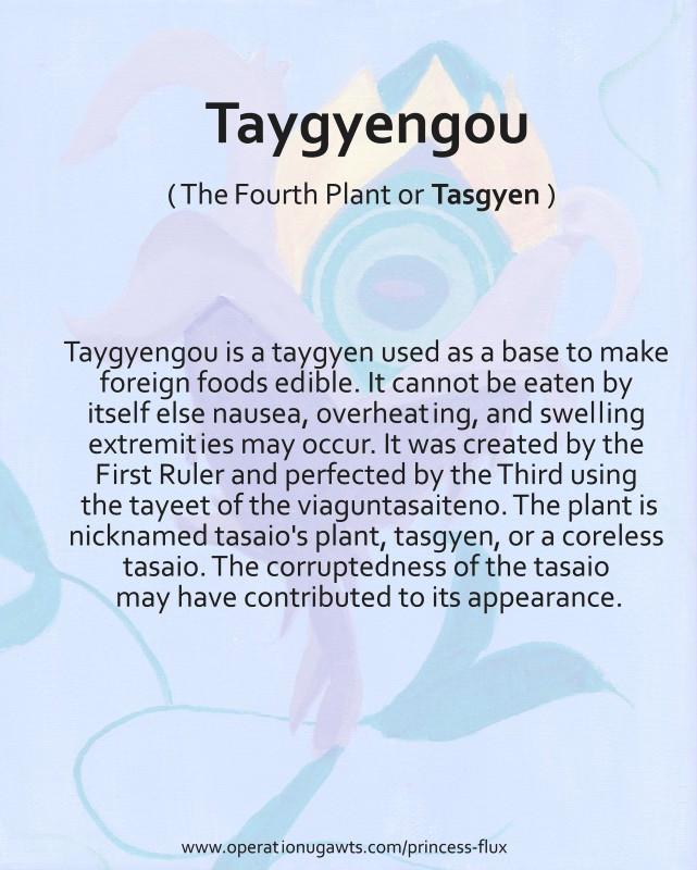 Taygyengou Description