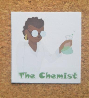 The Chemist Sticker